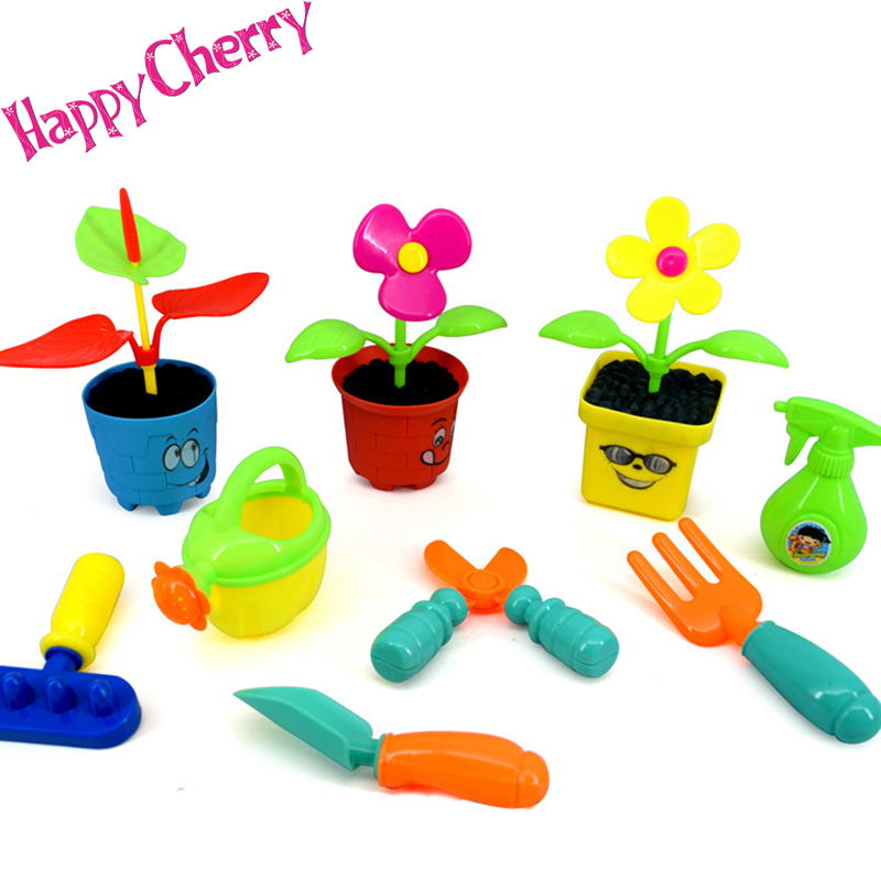 Online buy wholesale garden tools kids from china garden for Gardening tools for kids