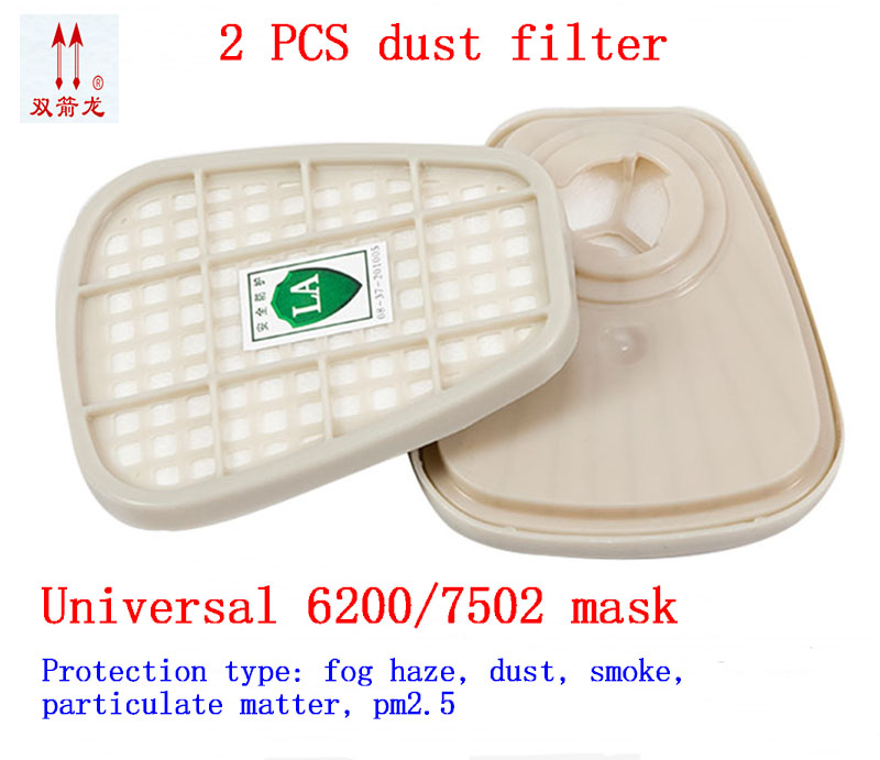 SJL Organic Vapor Cartridge Respiratory Protection NIOSH Approved Against Certain Organic Vapors Use with gas mask dust filter 3m 6700 6006 mask respirator full face mask acid gas organic vapor cartridge respiratory protection niosh approved lt002