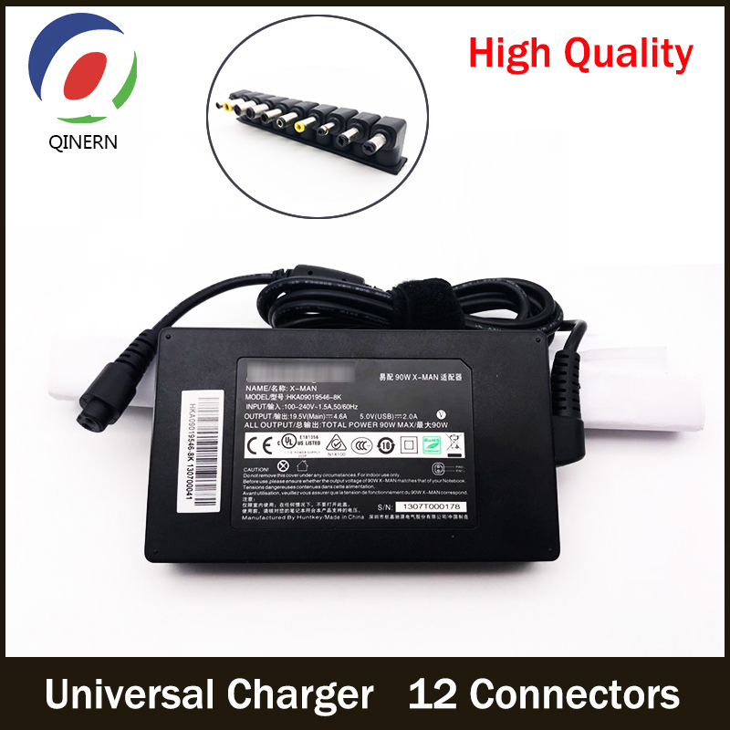 19V 3.42A USB universal adapter laptop charger for acer charger for ASUS laptop ac adapter acer notebook for Lenovo for Dell fundesk