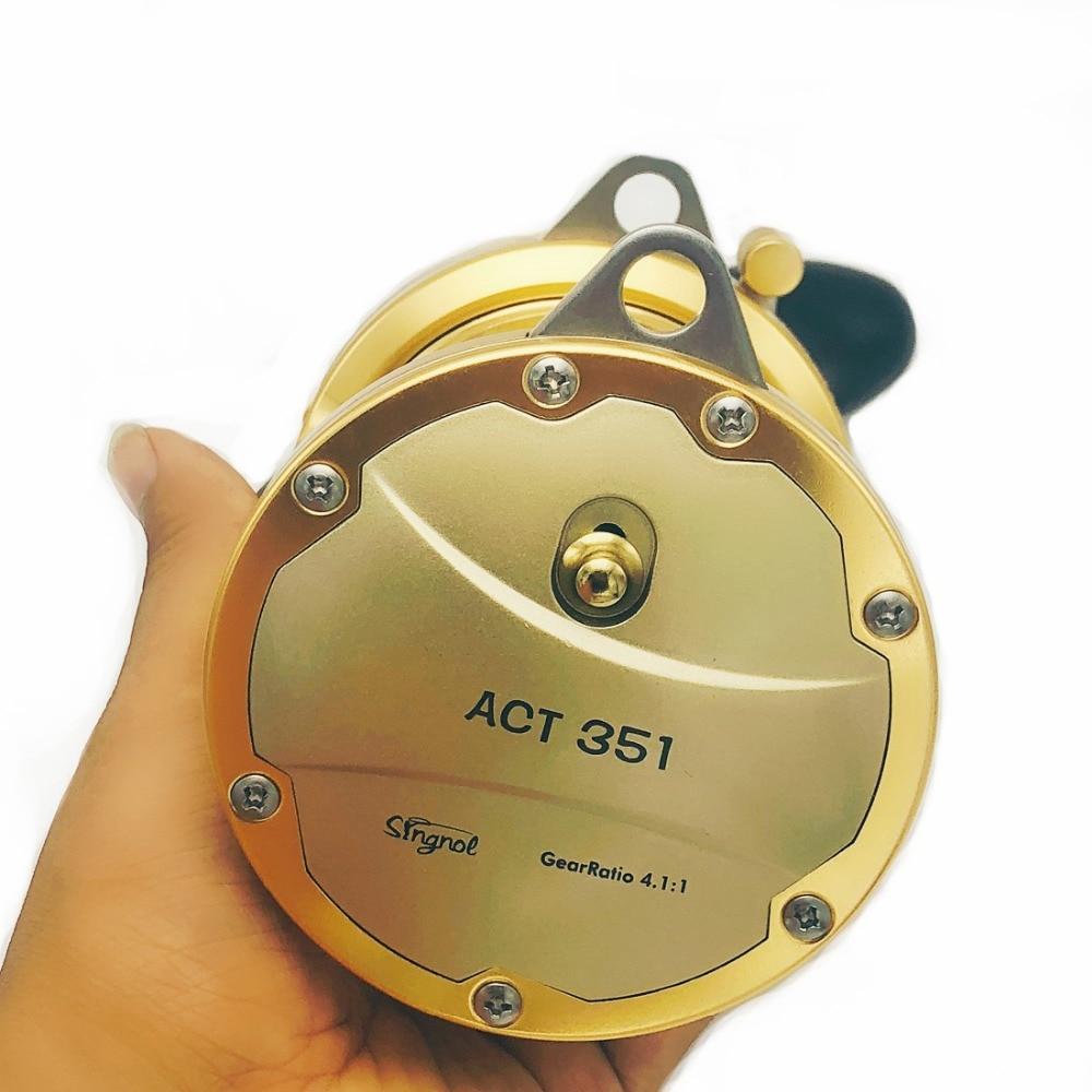 ACT351 mar oro tambor