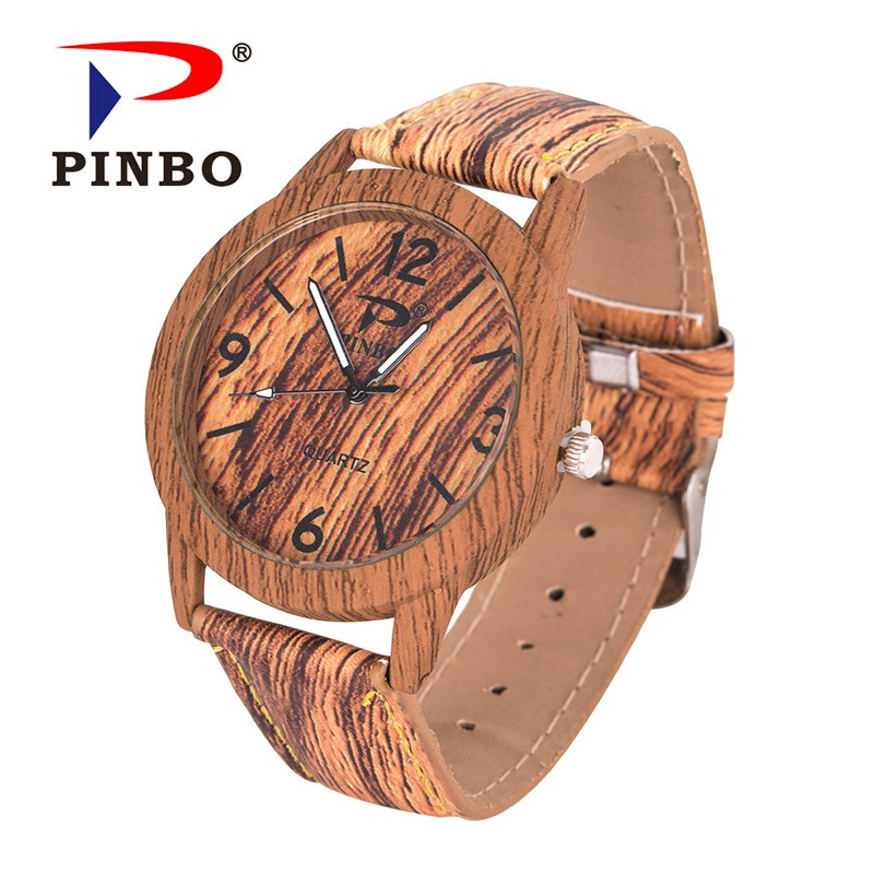 zegarki meskie Luxury Brand Vintage Wood Grain Watches for Men Women Casual Quartz Watch Clock Relojio relogio masculino