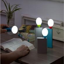 Creative Mini USB Bubble Light Pluggable Charging Treasure Bulb Dormitory a Night Light