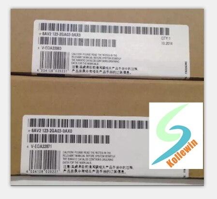 Original 6AV2123-2GA03-0AX0 Touch Panel HMI NEW, 6AV2 123-2GA03-0AX0, Simatic 7 Inch 6AV21232GA030AX0 KTP700 BASIC