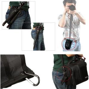 Image 5 - New Pro Cố Định Di Động Eo Bag Pouch Túi Case Pack Cho Hỗ Trợ DSLR Máy Ảnh Monopod Tripod Đứng