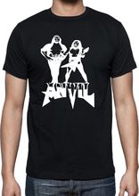 T Shirt Lowest Price 100% Cotton  O-Neck Short Anvil Heavy Metal The Real Spinal Tap Rock Graphic Mens Shirts