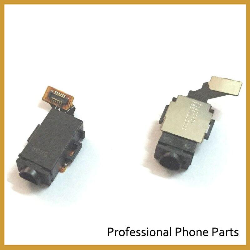Original New For Sony Xperia M4 Aqua E2303 Headphone Earphone Jack Audio Flex Cable Ribbon Replacement