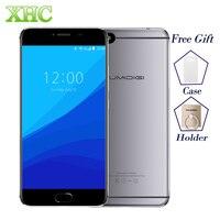 UMIDIGI C UWAGA 3 GB + 32 GB Linii Papilarnych ID 5.5 cal Smartfony 1920x1080 pikseli Android 7.0 MTK6737T Quad Core 4G LTE Telefonów Komórkowych