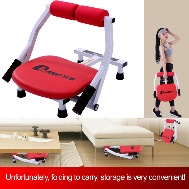 Painstaking Vibration Fitness Abdomenizer Machine Abdominal Plate Oukang Chair Men And Women Sports Fitness Equipment For Power Ups Vibration Fitness Massager Sports & Entertainment