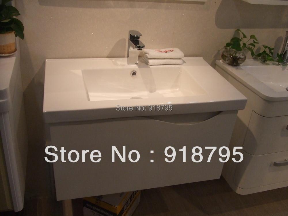 Ocean shipping soild wooden Bathroom vanity bathroom cabinet bathroom furniture