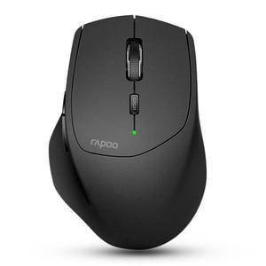 Image 4 - Rapoo souris Gaming sans fil multi mode MT550/MT750S, commutateur Bluetooth 3.0/4.0 et 2.4 ghz pour quatre appareils connexion
