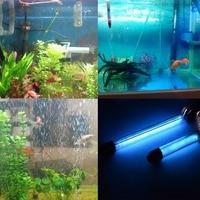 10 W 1.8 M IP68 Waterdicht UV Sterilisator Dompelpompen 220 V-240 V UV Lamp EU Plug Waterzuivering verlichting Aquarium Aquarium Hot