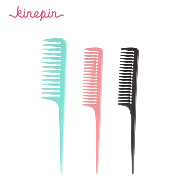 Kinepin 1 Pc Fleksibel Rambut Sisir Kualitas Tinggi Pro Salon Rambut