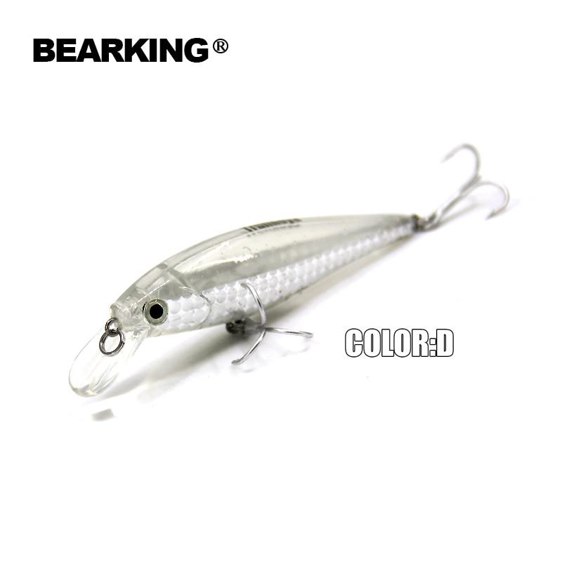 2017 model i nxehtë Bearking 7.8cm 9.2g Wobblers Peshkimi 5 copë / - Peshkimi - Foto 4