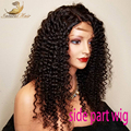Natural Glueless Full Lace Human Hair Wigs For Black Women 130% Brazilian Kinky Curly Wig Lace Front Human Hair Wigs Baby Hair