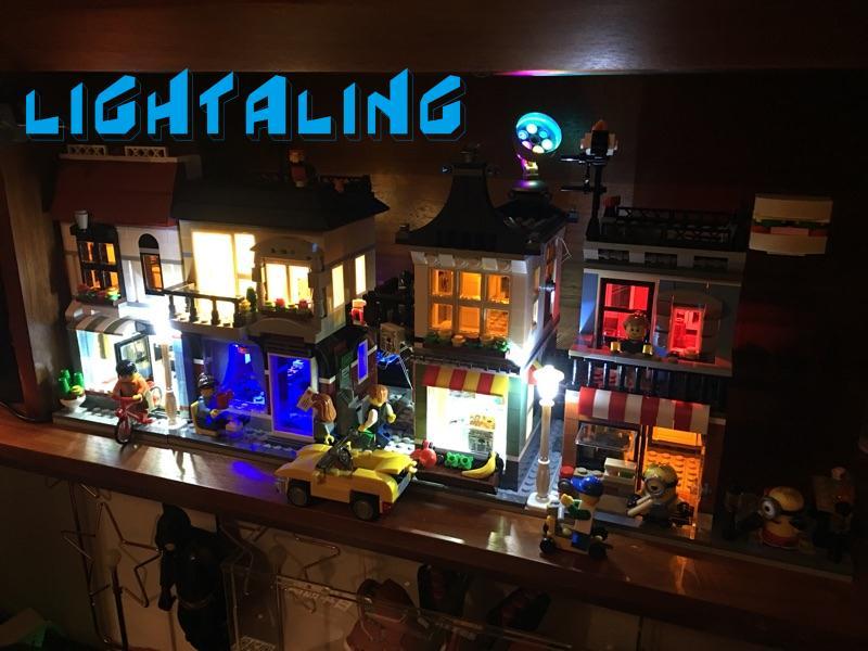 Жарықдиодты жарықдиодты жарық - Дизайнерлер мен құрылыс ойыншықтары - фото 2