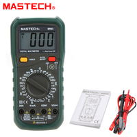 MASTECH MY61 AC/DC Professional Electric Handheld Tester Meter Digital Multimeter Voltmeter Ohm Electrical Tester