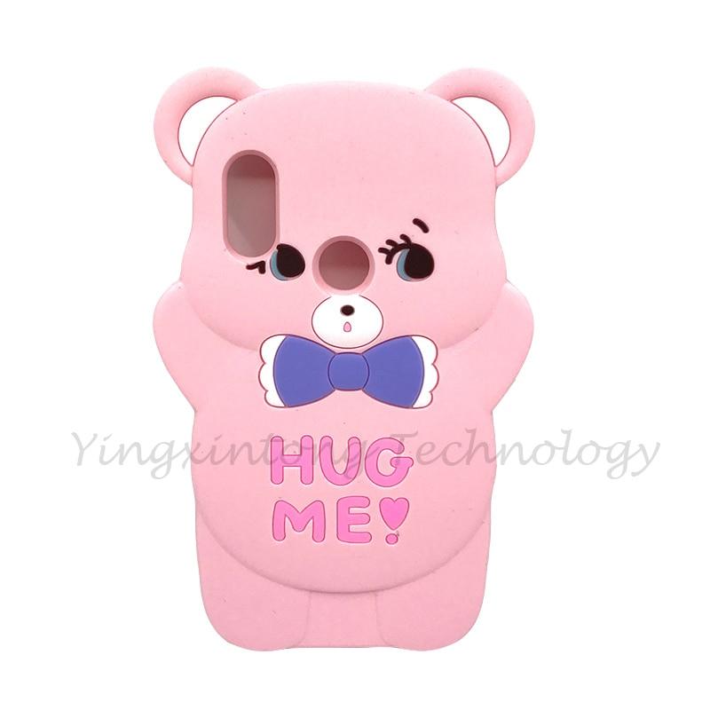Bear Pink Case