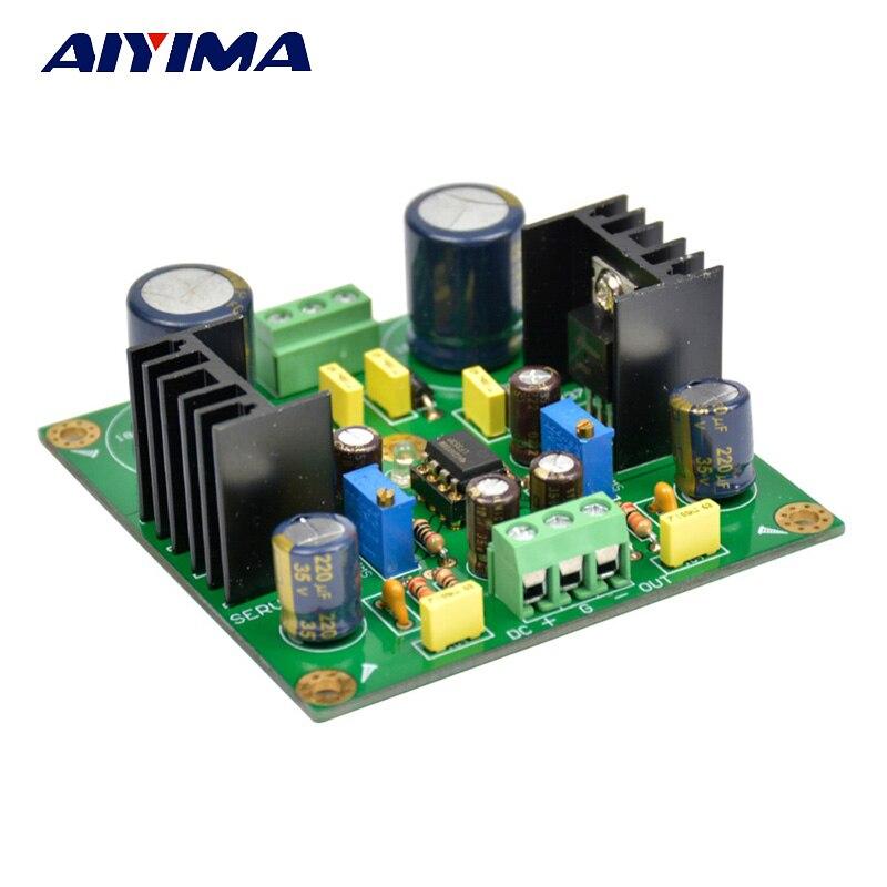 Aiyima LM317 / LM337 +/-1.5V-37V Adjustable Dual Voltage Regulator Power Supply Module