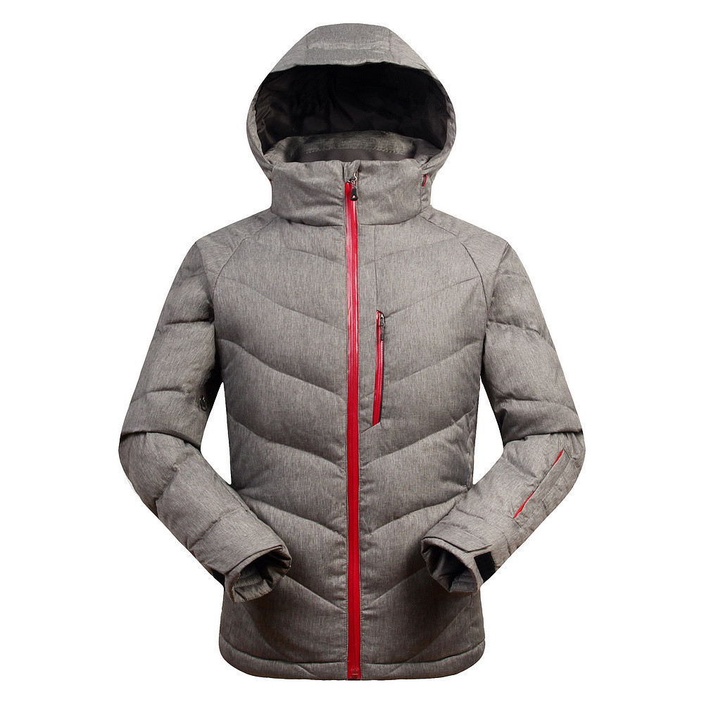 2018 Mens Hooded Duck Down Jackets Coat Mens Down Jacket Winter Parkas Couple Clothes Warm Outwear Overcoat 3056