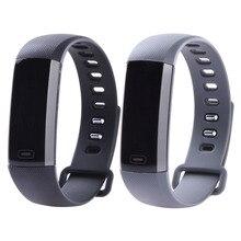 Смарт-браслеты Водонепроницаемый Приборы для измерения артериального давления сердечного ритма Мониторы Bluetooth спортивные часы Фитнес трекер Шагомер Смарт Браслет