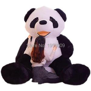 9b88c98ea8d AIBOULLY Large Huge Stuffed Animal Plush Soft Panda Toys