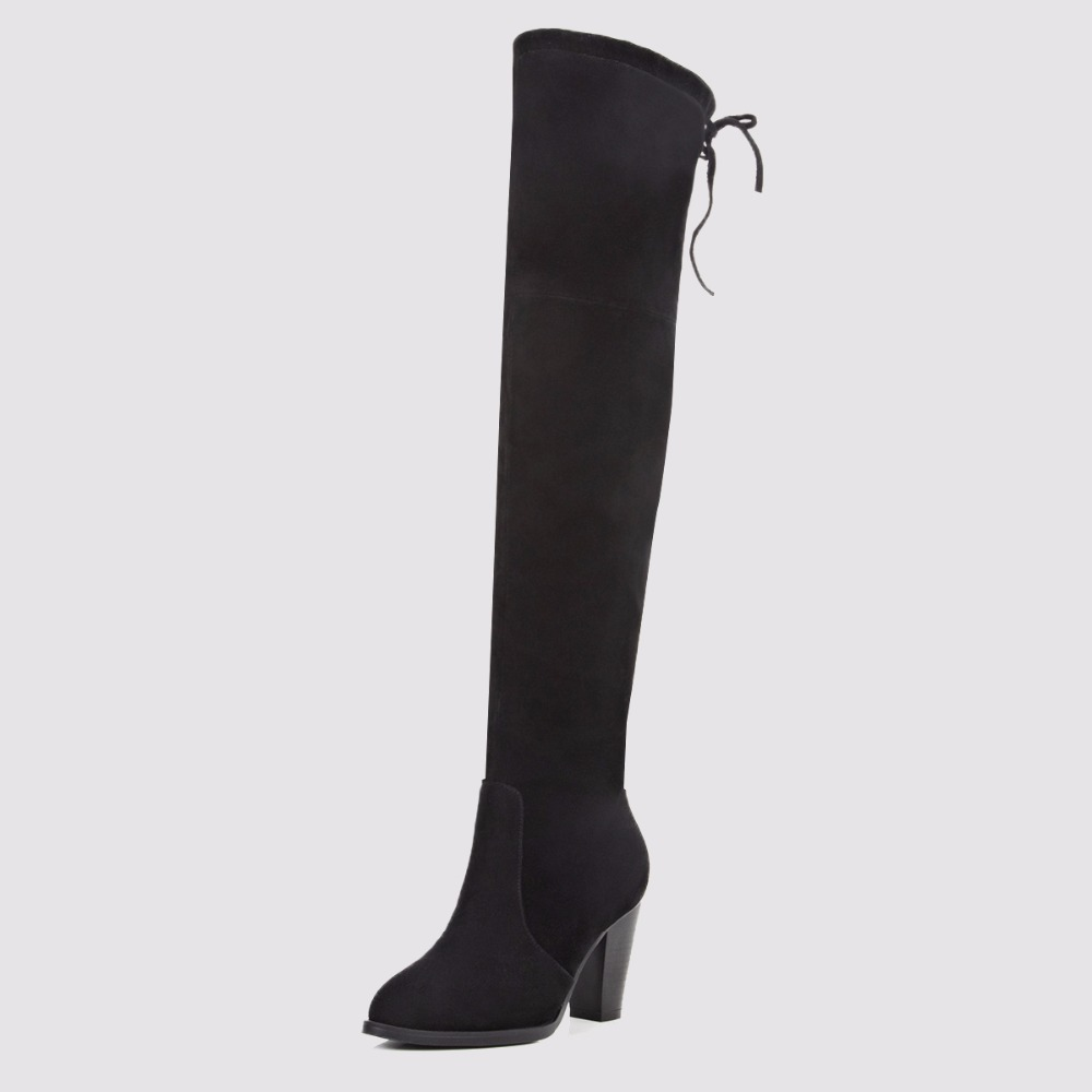 aliexpress buy winter s the knee boots