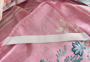 Rahatdır 100% Pambıq Yataq Ətək Stil 4pcs Yataq dəsti çantası, - Ev tekstil - Fotoqrafiya 3