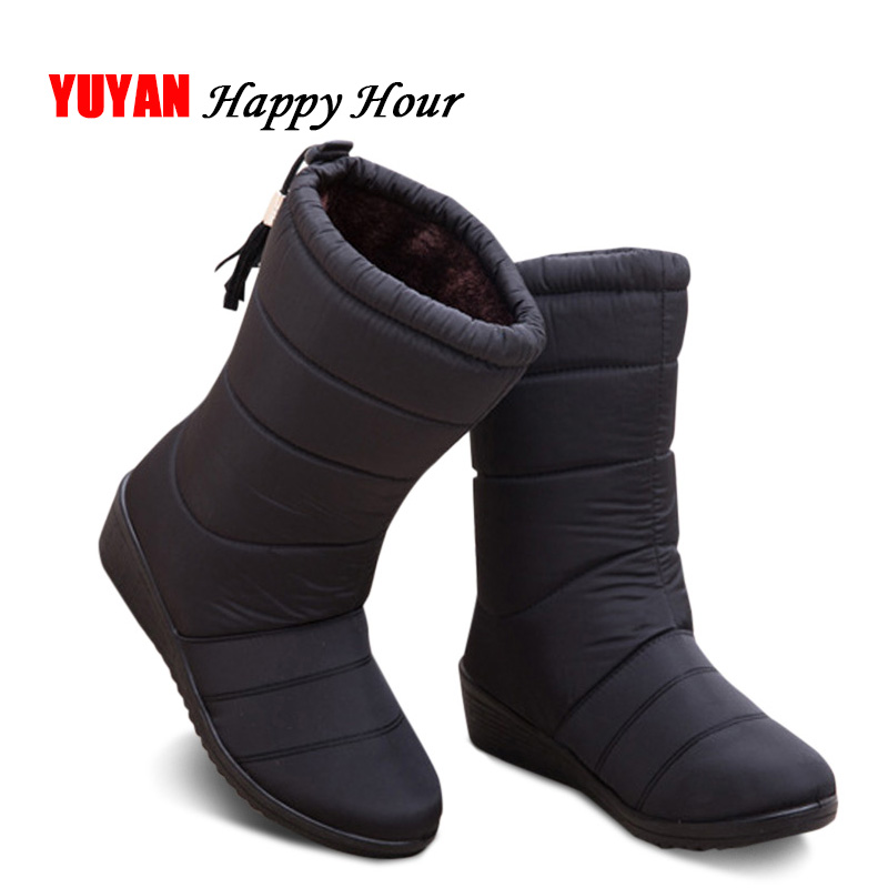 Winter Shoes Women Snow Boots