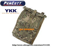 TMC 9x7x3 GP Pouch PenCott Badlands Utility MOLLE Gear Bag Waist Hunting Bags Free Shipping SKU12050691