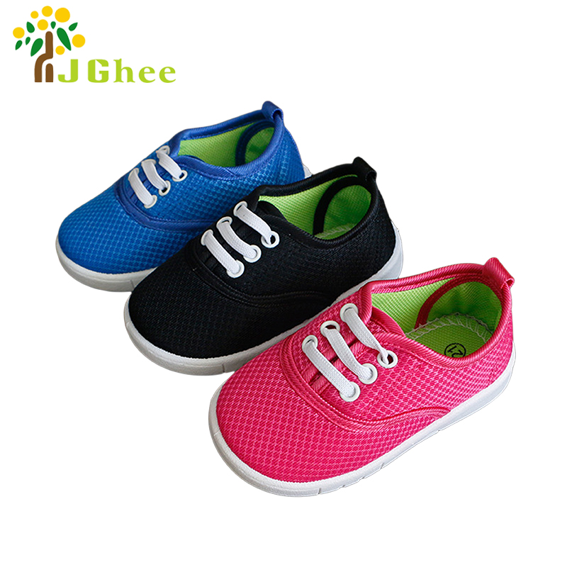 Hot Sale Baby Boy Girl Shoes Air Mesh Breathable Candy ...