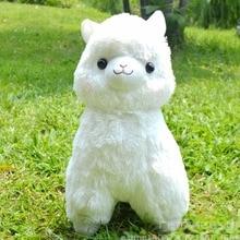 Большие Размеры 35/45 см японский Alpacasso мягкие игрушки куклы Kawaii овечка плюшевая игрушечная Альпака Большая мягкая игрушка в виде животного для детей рождественские подарки