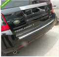Choques traseiro Protetor de placa do peitoril para Land Rover Freelander 2 LR2 2007-2013 2014