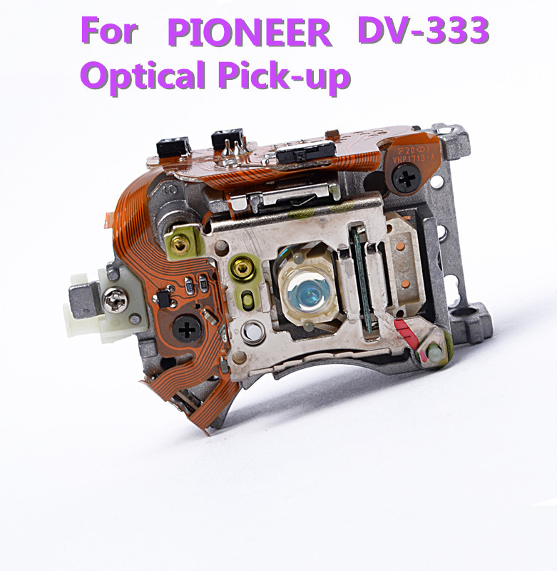 Laser Lens Lasereinheit PIONEER DV-333 Optical Pick-up Bloc Optique Replacement For DV333 CD DVD Player Spare Parts replacement laser lens pick up drive for sony ps1 playstation one ksm 440adm 440bam 440aem optical repair part