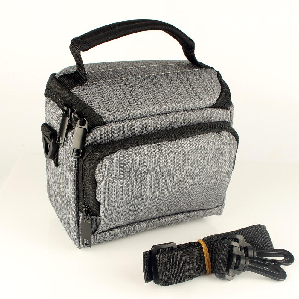 DV Photo Case Digital Camera Bag For Canon Nikon Sony Samsung Panasonic Fujifilm Olympus SIGMA YI portable Shoulder bags Cover
