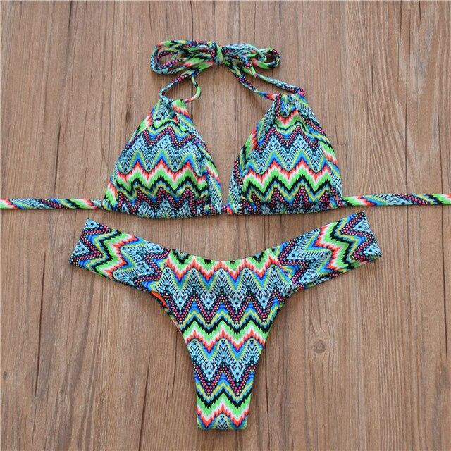 55f04895cb31 affordable hight quality surf bikini striped swimwear bikinis agent  provocateur short maillot de bain femme deux with short bain femme