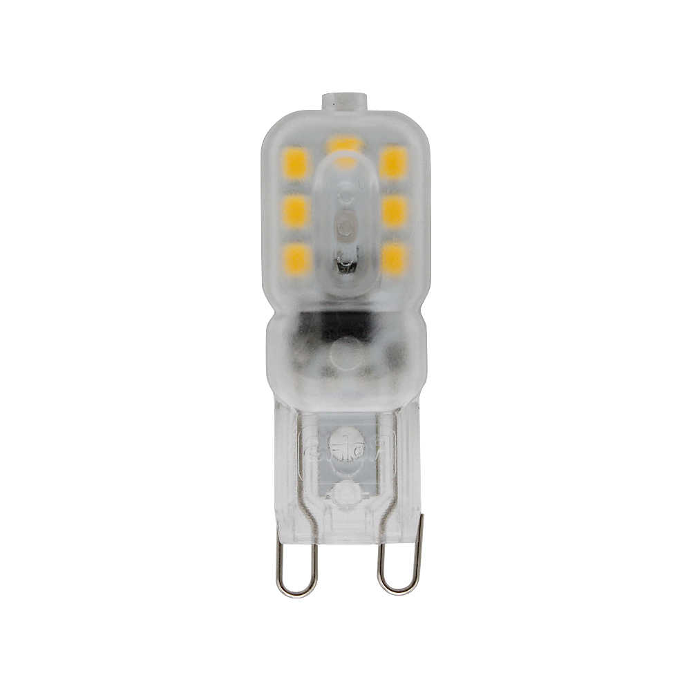 10pcs Dimmable LED G9 Light 14LEDs 22LEDs 220V Bulb SMD 2835 Spotlight Replace 5W 8W Compact Fluorescent Lamp For Chandelier