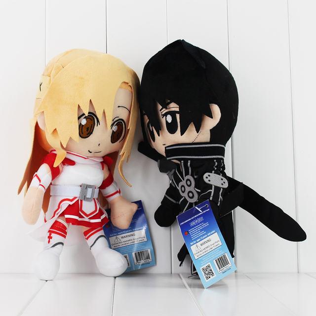 2 Styles Anime Sword Art Online Asuna Kirito
