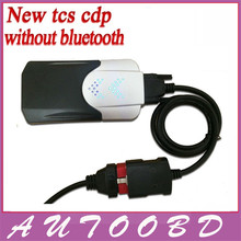 Черный Форма TCS CDP Pro 2014 R2/2015 R1 Синий NEC Реле автоматический Диагностический Scan Инструменты и Оборудование CDP Без Bluetooth для Автомобилей и Грузовиков