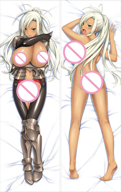 3Ping Lovers! Ippu Nisai no Sekai e Youkoso anime Characters sexy girl Alice Erzan pillow cover Frey Ringitt body Pillowcase