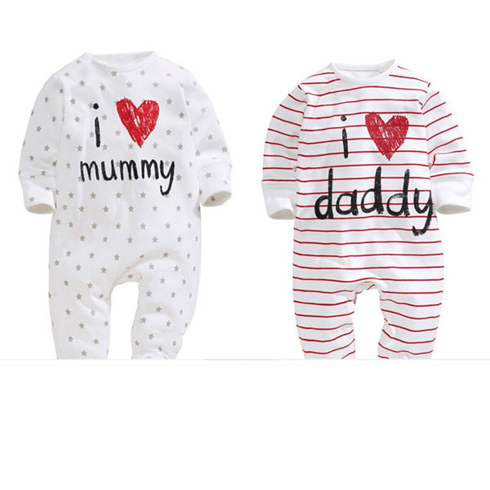 Fashion-Newborn-Love-Mom-And-Dad-Rompers-Dot-Stripe-Long-Sleeve-Children-Jumpsuit-New-Style-Baby-Clothing-CL0743 (1)
