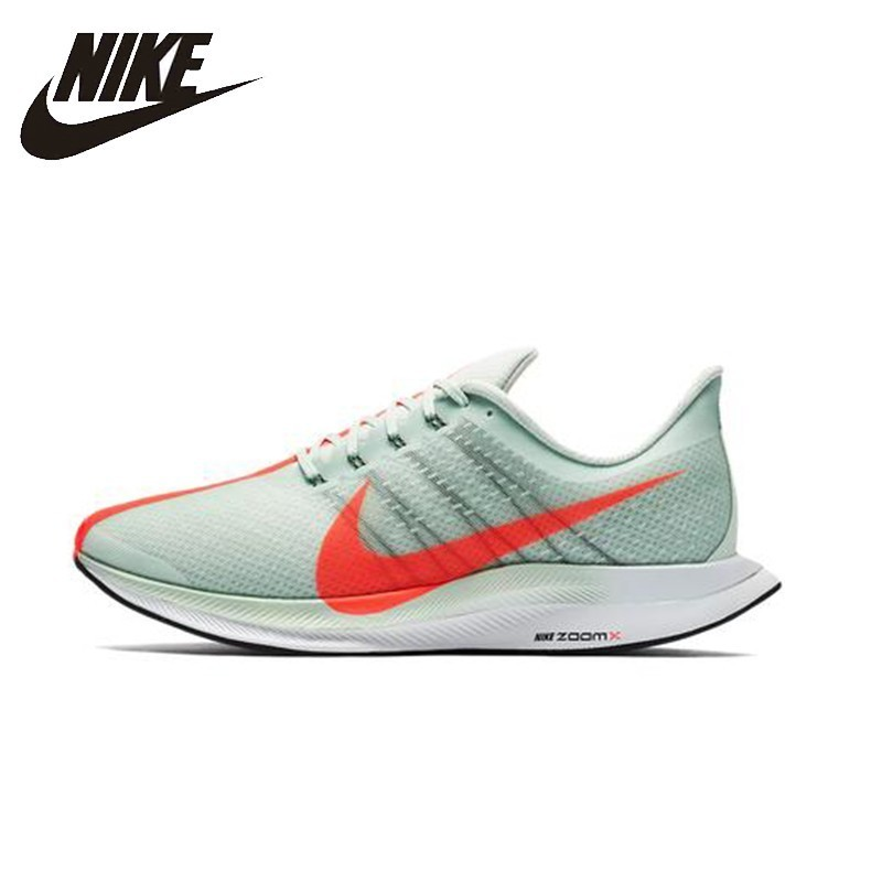 NIKE Zoom Pegasus Turbo X React  Original Womens And Mens Running Shoes Breathable Stability Support Sports Sneakers Shoes