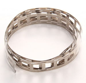 Image 2 - 10 meters nickel plated steel strip for 2S2P 2S4P 2S6P battery pack 0.15mm thickness 25.5mm width