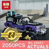 Lepin Presell 20057 2050Pcs Genuine Technic Mechanical Ultimate Extreme Adventure Car Set Building Blocks Bricks 42069