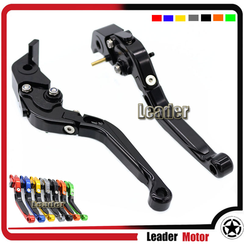 For DUCATI STREETFIGHTER/S/848 M1100/S/EVO Monster 999/S/R 749S/R S4RS Motorcycle Folding Extendable Brake Clutch Levers Black intervyu s generalom petrovskim
