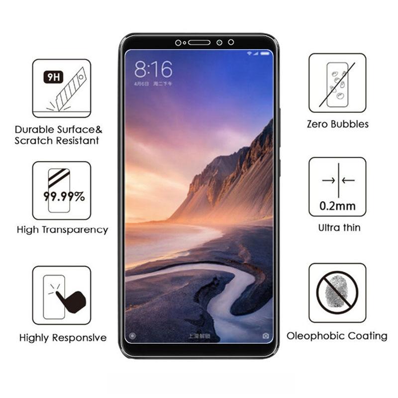 9H-dureza-Temperado-Vidro-De-Prote-o-Glass-Xiaomi-Mi-Max-3-Filme-Protetor-De-tela