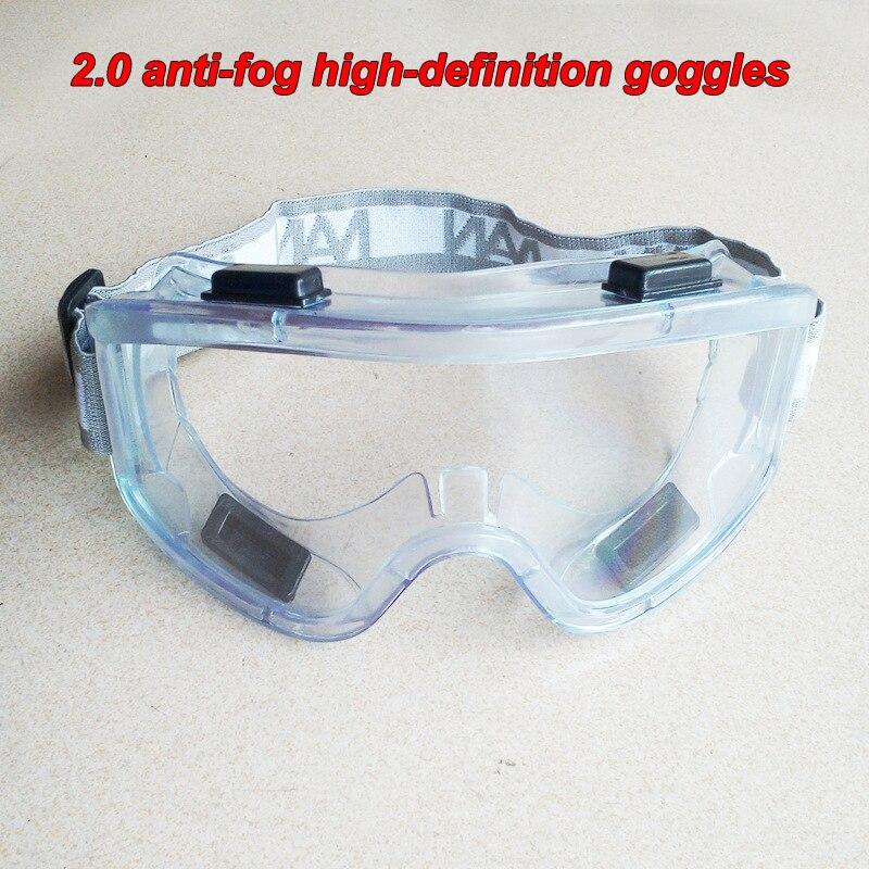 2.0Anti-nebbia di Sicurezza di pianura occhiali di vetro di protezione resistenti alle radiazioni radiazioni-resistente anti-fatica occhiali di saldatura occhiali di forniture di lavoro2.0Anti-nebbia di Sicurezza di pianura occhiali di vetro di protezione resistenti alle radiazioni radiazioni-resistente anti-fatica occhiali di saldatura occhiali di forniture di lavoro