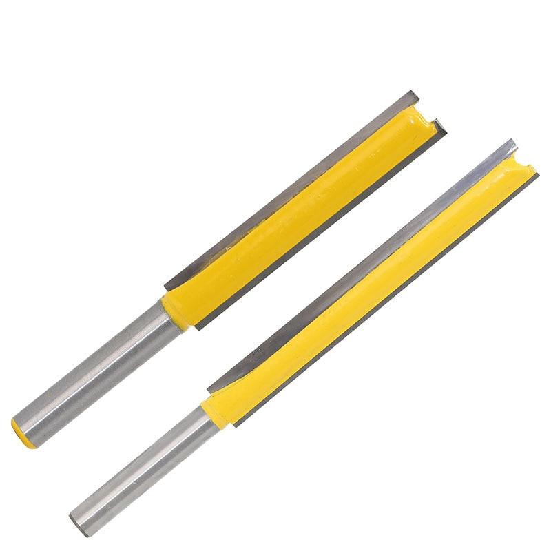 Ypač ilgas įleistinis apdailos frezavimo antgalis - 1/4 - Staklės ir priedai - Nuotrauka 3