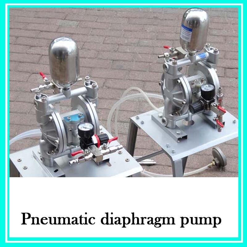 MS QD 空気圧ダブルダイアフラムポンプ小さな塗料スプレースーツ膜ポンプ  グループ上の 家のリフォーム からの パンプス の中 2