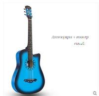 Andrews 38 Inch Guitar Folk Guitar Guitar Guitar Beginner Novice Entry Guitar Student Male And Female