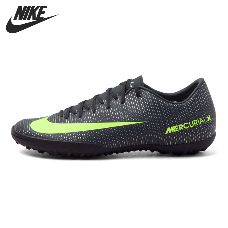 Original New Arrival  NIKE  MERCURIALX VICTORY VI CR7 TF Men's Soccer Shoes Football Sneakers tiebao a13135 men tf soccer shoes outdoor lawn unisex soccer boots turf training football boots lace up football shoes